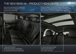 Photo Set - The all-new BMW X6 – Highlights (07_2019)_
