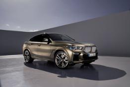 Photo Set - The new BMW X6 – Stills (07_2019)_