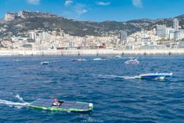 Solar Energy Boat Challenge  - Day 1