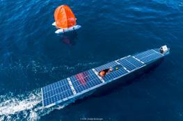 Solar Energy Boat Challenge - Day 2