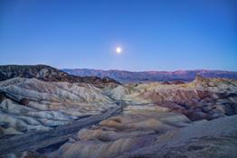 Death Valley National Park Stati Uniti