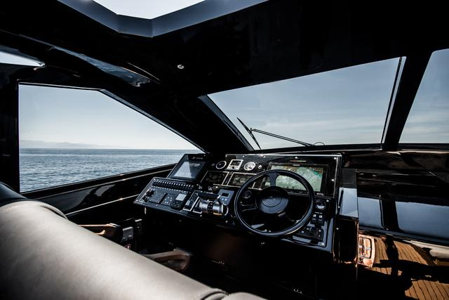 """The new Otam 85 GTS has been delivered to its owner a """"100"""