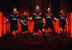 19AW PR TS AC-Milan Third-Kit 1