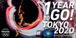 1.Panasonic 1YearToGO Tokyo2020