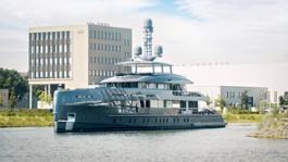 Photo credits Georges van Wensveen - Heesen Yachts