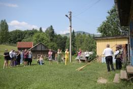 Day 3 - Lizhnyky, Trembita