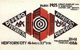 1 Futurist House-1929