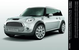 Photo Set - MINI Concept Cars_