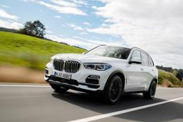Photo Set - The new BMW X5 xDrive45e, On Location_