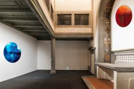 Eclisse Museo Novecento, Firenze foto installazione ph  Leonardo Morfini, OKNOstudio