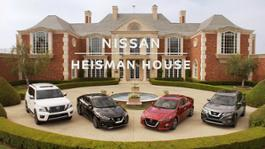 2019 Nissan Heisman House
