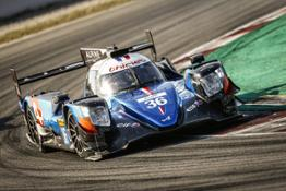 21231085 2019 - Signatech Alpine Elf - FIA WEC Prologue at Barcelona