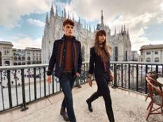 LA MARTINA CAMPAGNA FW 19-20 POWERED BY SAMSUNG GALAXY S10 1