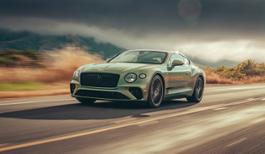 Continental GT V8 - 1 - HERO
