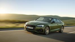 Audi A5 Coupé 001