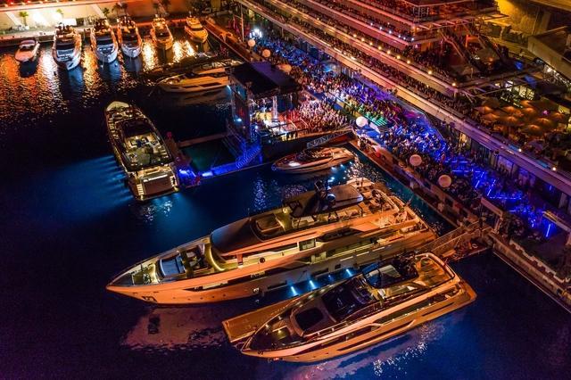Αποτέλεσμα εικόνας για Ferretti Group presents 3 World Premières at Cannes Yachting Festival