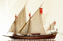 40 -SALONE-DEL-RESTAURO-2019-SMA-Modello-di-Galera-dell-ordine-dei-Cavalieri-di-Santo-Stefano-fine-XVII-secolo-Museo-di-Palaz