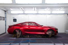 Photo Set - BMW Concept 4 - Documentation