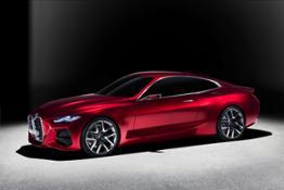 Photo Set - BMW Concept 4 - Studio