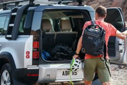 LAND ROVER ANNOUNCES MUSTO PARTNERSHIP AT NEW DEFENDER WORLD PREMIERE
