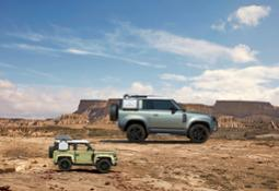 LAND ROVER ANNOUNCES LEGO PARTNERSHIP AT NEW DEFENDER WORLD PREMIERE