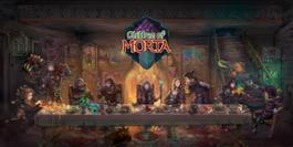 Children of Morta - last supper artwork