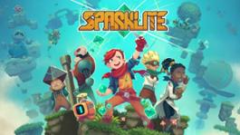 Sparklite Key Promotional Art 1920x1080