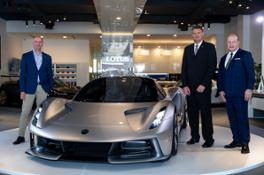 Lotus-Evija-World-Tour-UAE-L-to-R-Russell-Carr-Director-of-Lotus-Design-Phil-Popham-CEO-of-Lotus-Cars-and-Karl-Hamer-CEO-of-A