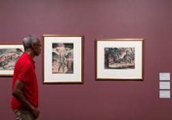 William Blake at Tate Britain, install view. Copyright Tate (Seraphina Neville) 5