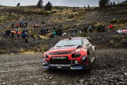 Bronzo per Citroën al Rally di Gran Bretagna con Ogier (4)