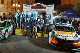 solitro-porzio (podio rally del molise 2019)