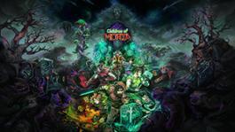 Children of Morta - cover artwork