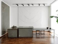 1.Laminam KitchenTeppanyaki IN-SIDE Pietra piasentina Taupe 2019