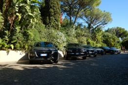 DS 3 CROSSBACK e DS 7 CROSSBACK protagonisti ai Food and Travel Award 2