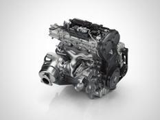 188274 Drive-E 4 cylinder Petrol Engine - T4 T3 T2 Rear