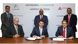 Groupe PSA lancia nuove soluzioni di mobilita in India per sostenere l'offensiva di Citroen