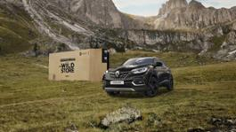 21234460 Nuovo Renault KADJAR 4X4 presenta The Wild Store