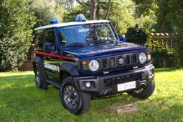 2019-10-23 Suzuki Carabinieri-9138