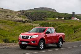 Nissan Navara King Cab - Experiential Event in Iceland  7-source