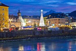 Innsbruck-albero swarovski vista inn