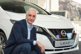 Ing. Bruno Mattucci Presidente e AD Nissan Italia