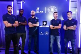 Ruben Loftus Cheek, Antonio Rudiger, Willy Caballero, Cesar Azpilicueta, Christian Pulisic