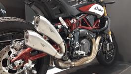 HP CORSE INDIAN FTR 1200 DOPPIO HYDROF SHORT-(St.EICMA 19)