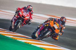 Mika Kallio KTM RC16 2019 Valencia MotoGP