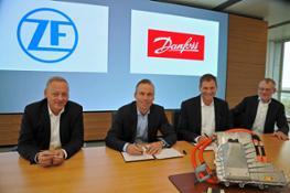 2019-11-14 PI ZF Danfoss Strategic Partnership
