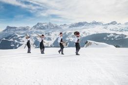Alta Badia Gourmet Skisafari ©Armin Terzer