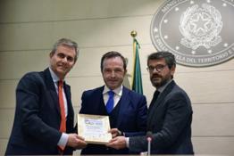 198927 Premio a Honda Motor Europe Italia Vivere a Spreco Zero ed 2019