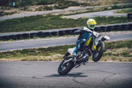 HUSQVARNA MOTORCYCLES' 701 SUPERMOTO AND 701 ENDURO 2020 MODELS HIT DEALER FLOORS