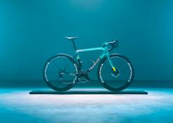 Wilier 0 SLR in blue light - ASTANA - crop