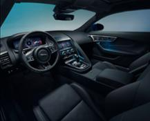 NEW JAGUAR F-TYPE - STUDIO (INTERIOR & EXTERIOR) IMAGES